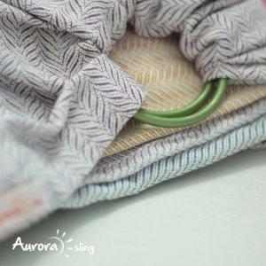 Ring Sling Serena Luz | Verde