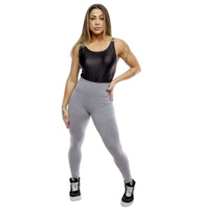 LEGGING BASIC URBAN - CINZA