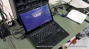 Assistência Técnica Notebook Toshiba Satellite L655-S5150, reparo da placa mãe feito aqui no Consertos.com