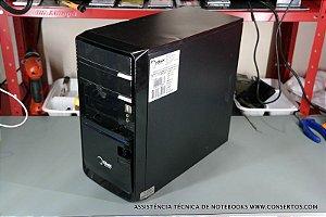 Assistência Técnica Micro computador com limpeza do cooler e formatação