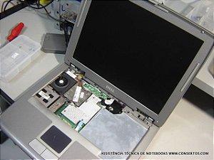 Assistência Técnica Notebook Dell Latitude D510, somos especializados neste modelo