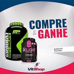 Musclepharm - Combat Isolate -  GANHE Fitmiss Delight