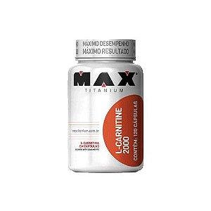 Max Titanium -  L-Carnitine 2000