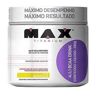 Max Titanium - BCAA DRINK