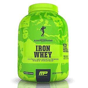 Iron Whey - Arnold Schwarzenegger Series - Val. 06/16