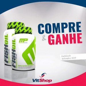 Musclepharm - Fish Oil - COMPRE 1 GANHE 1 - Val. 09/16