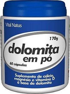 DOLOMITA PÓ 170g - Vital Natus
