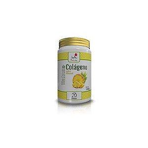 Balas de Colágeno - 20 unidades - Sabor Abacaxi