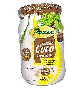 Óleo de Coco Extravirgem 200ml - Pazze