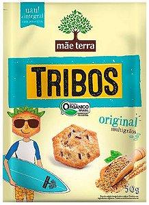 Snack Tribos Original Multigrãos - 50g - Mãe Terra