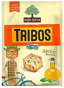 Snack Tribos Azeite e Ervas - 50g - Mãe Terra