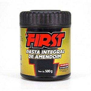 Pasta Integral De Amendoim - 500g - FIRST