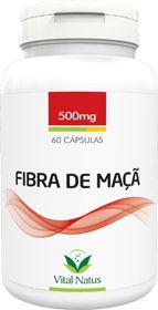 FIBRA DE MAÇÃ 500mg c/ 60 cápsulas - Vital Natus