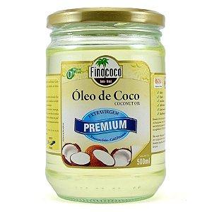 Óleo de Coco Extra Virgem Premium 200ml - Finococo