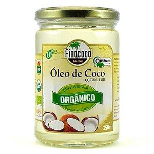 Óleo de Coco Extra Virgem Orgânico 200ml - Finococo