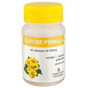 Óleo de Prímula 500mg c/ 30 cápsulas - Meissen