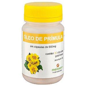 Óleo de Prímula 500mg c/ 60 cápsulas - Meissen