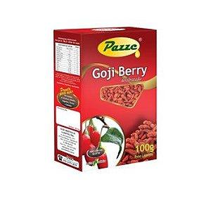 Goji Berry Desidratada - 100g - Pazze