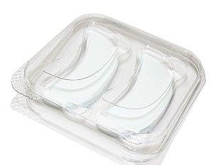 Patchs Protetores para cílios - pacote com 10 pares