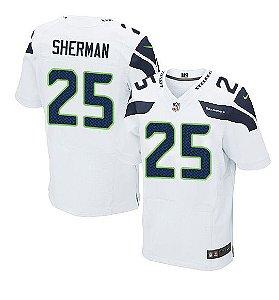 Jersey  Camisa Seattle Seahawks Richard SHERMAN # 25 Elite