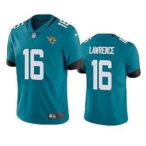 Jersey  Camisa Jacksonville Jaguars - Trevor LAWRENCE  #16