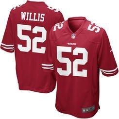 Jersey  Camisa 49ers WILLIS #52 Game