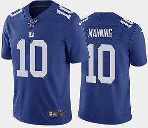Jersey  Camisa New York Giants ELI MANNING #10 NFL 100