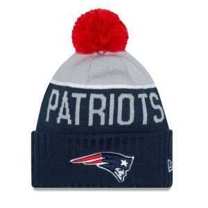 Gorro New England Patriots - New Era Azul 2015