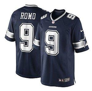 Jersey  Camisa Dallas Cowboys Tony ROMO # 9 Elite