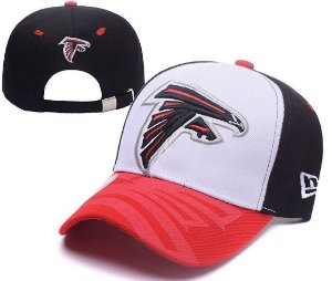 Boné New Era Aba Curva - Atlanta Falcons