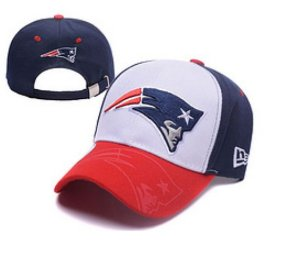 Boné New Era Aba Curva - New England Patriots