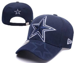 Boné New Era Aba Curva Azul - Dallas Cowboys