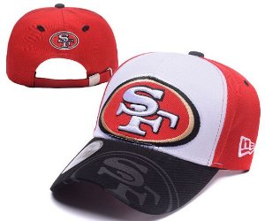 Boné New Era Aba Curva - San Francisco 49ers