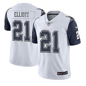Jersey  Camisa Dallas Cowboys Ezekiel ELLIOTT #21 Color Rush