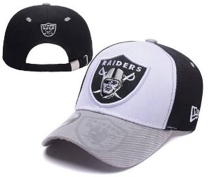 Boné New Era Aba Curva - Oakland Raiders