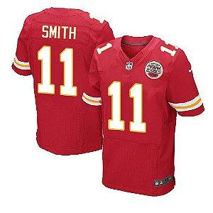 Jersey  Camisa Kansas City Chiefs Alex SMITH #11 Elite