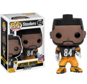 Boneco Funko Pop NFL Antonio Brown Wave 3 - Touchdown Store e0c81eaea53