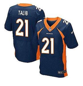 Jersey  Camisa Denver Broncos - Aqib TALIB #21 Elite