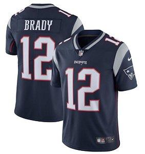 Jersey  Camisa New England Patriots Tom BRADY #12