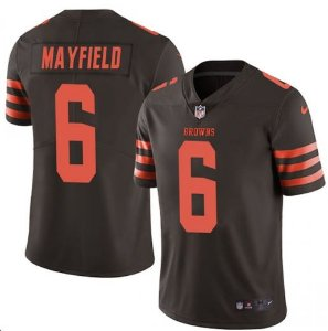 Jersey  Camisa Cleveland Browns - Baker MAYFIELD # 6