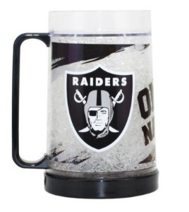Caneca de  Chopp  e Cerveja NFL - LAS VEGAS RAIDERS
