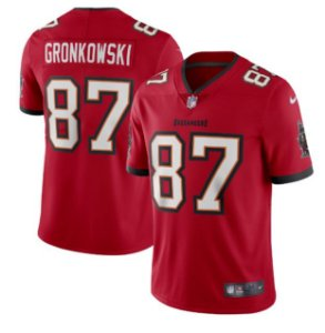 Jersey  Camisa Tampa Bay Buccaneers Rob GRONKOWSKI #87