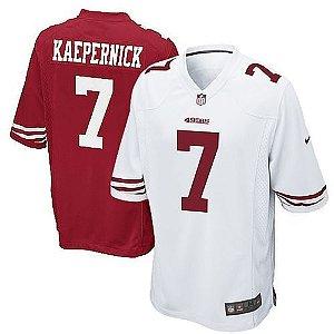 Jersey  Camisa 49ers KAEPERNICK #7 Game