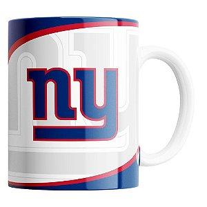 CANECA NFL NEW YORK GIANTS DE PORCELANA 325ML