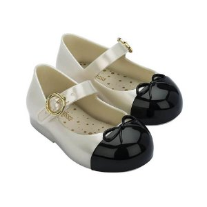 Sapatilha Mini Melissa Sweet Love Cap Toe BB