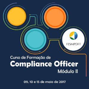 Curso de Formação de Compliance Officer - Módulo II