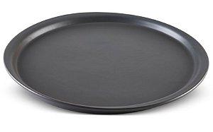 Forma para pizza em cerâmica 35 cm