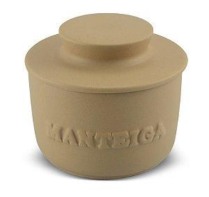 Manteigueira em Cerâmica
