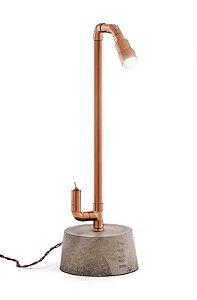 Luminária de mesa 1847 Thomas