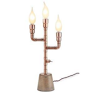 Luminária de mesa 1819 Edwin